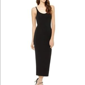 Black Aritzia Babaton Black Maxi Dress